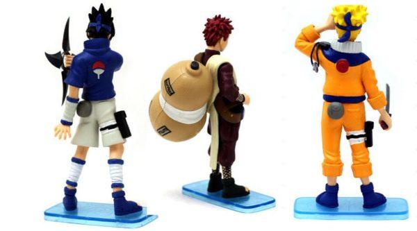 Sans titre 1 cf998e2c cb97 400b b54c 774515ee1de7 1 Lot De 3 Figurines (Uzumaki Uchiha Sasuke Gaara) Naruto - Livraison Gratuite !