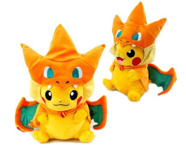 Sans titre 1 2c84f23a 5512 4952 b1a0 e30195b935dd Peluche Pikachu 25Cm (2 Versions Disponibles) Pokemon - Livraison Gratuite !
