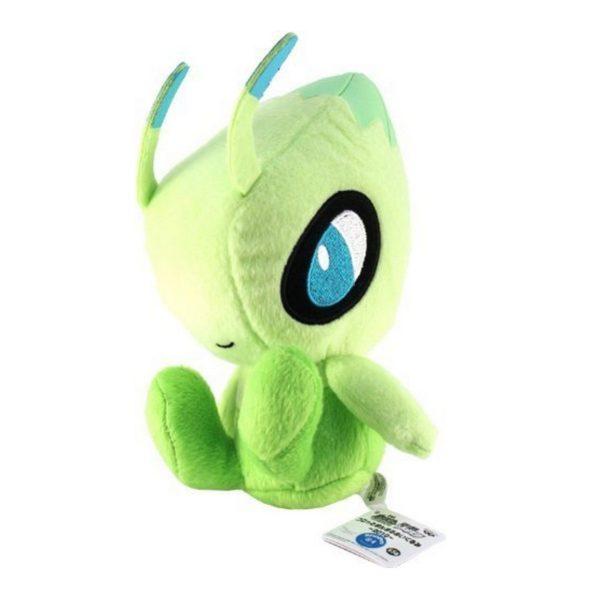 Sans titre 1 8a072737 7439 44f7 ae21 557184055e5d Peluche Celebi (18Cm) Pokemon - Livraison Gratuite !