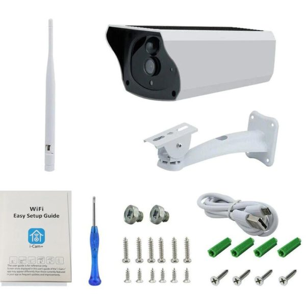 Sanstitre 095812be 143c 4d75 83b3 085e7b9a3df2 Caméra De Surveillance Sans Fil Solaire Camesafe™
