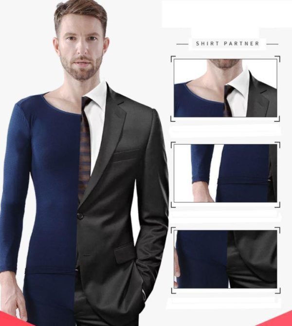 Screenshot 10 2eb6a463 606d 46f6 ab08 a1edf5225c3d Sous-Vêtements Thermiques Élastiques Sans Couture