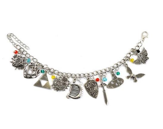 Screenshot 10 9110574e 4550 41b6 984d b1a2321a9a65 Bracelet Amulettes The Legend Of Zelda - Livraison Gratuite !