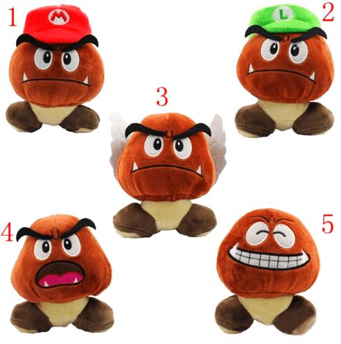 Screenshot 11 1024x1024 0cc6c4d5 f493 4af3 a2be e3261433c148 Peluches Goomba Super Mario Bros. (12Cm) / 5 Styles - Livraison Gratuite !