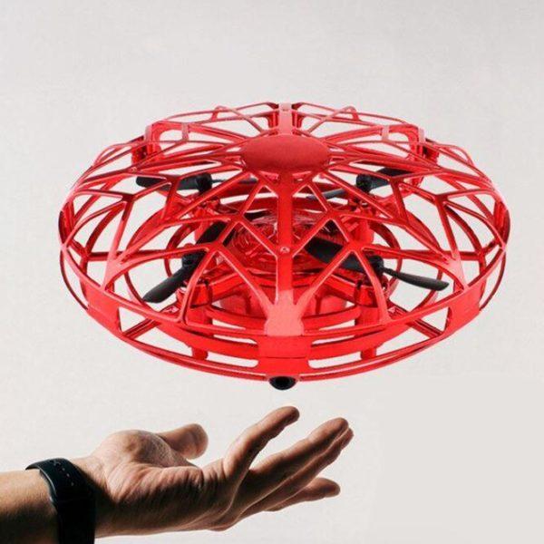 Mini Drone sans télécommande Flash Ventes Rouge