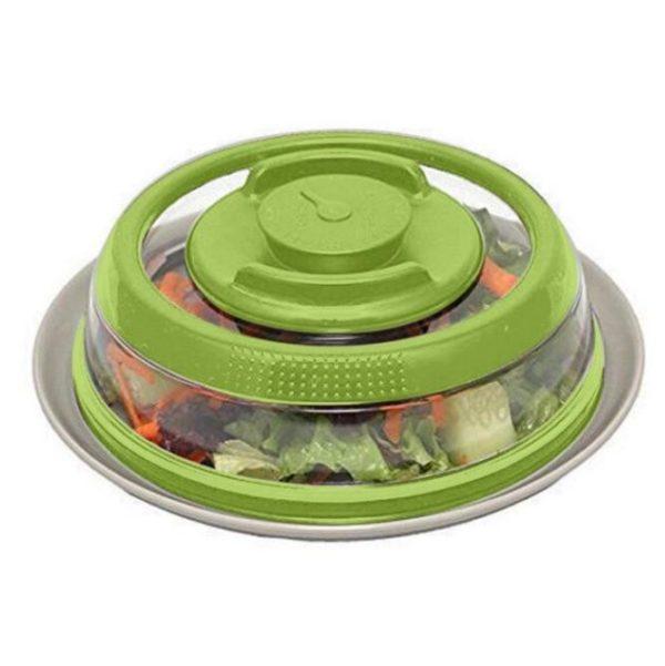 Couvercle Alimentaire Sous Vide Flash Ventes Vert