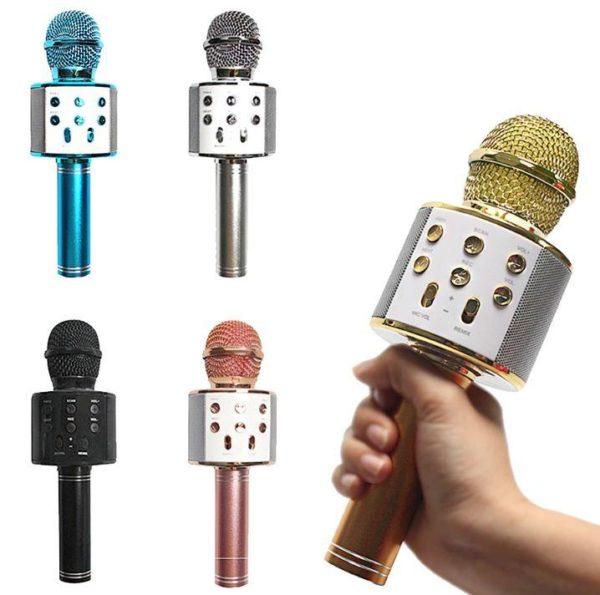 Screenshot 15 bb822e6b 9c80 4853 bd94 0c2542f80f6c Micro Karaoké Sans Fil - Fonction Bluetooth