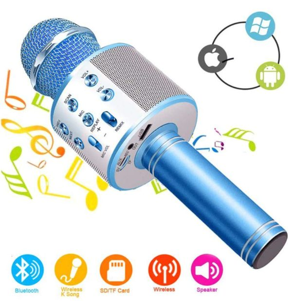 Screenshot 17 67962293 1b85 4190 9740 0353b3b68ecc Micro Karaoké Sans Fil - Fonction Bluetooth