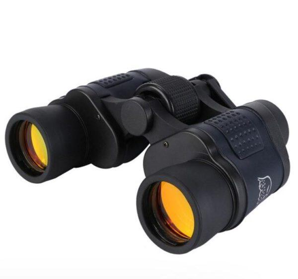 Jumelles Professionnelles 60 x 60 Vision Nocturne 3000M HD Flash Ventes 60 x 60