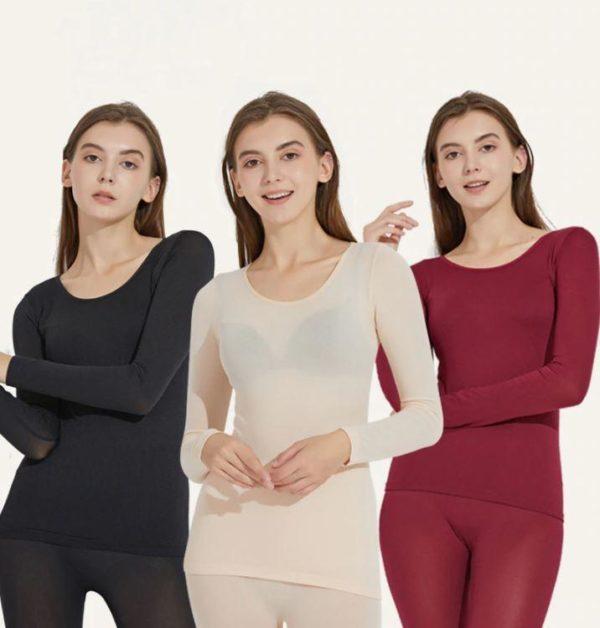 Screenshot 1 061a78be c8f3 4aa8 8218 3759d0b12b09 Sous-Vêtements Thermiques Élastiques Sans Couture