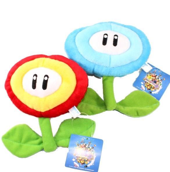 Screenshot 1 099cf569 75a0 4db4 9b10 b03cacccfc34 Peluche Fire And Ice Flower 17Cm (2 Couleurs Disponibles) Super Mario Bros. - Livraison Gratuite !