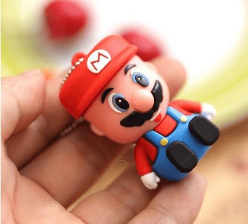Screenshot 1 2857dd35 83af 4c43 8205 1f37de83754d Clé Usb Mario 2.0 Flash Drive (2Gb, 4Gb, 8Gb, 16Gb, 32Gb Et 64Gb) - Livraison Gratuite !