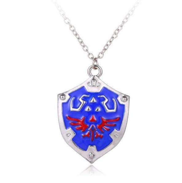 Screenshot 1 2f693307 3607 4987 b2a3 f24b43d61a0a Collier Triforce Bouclier The Legend Of Zelda - Livraison Gratuite !