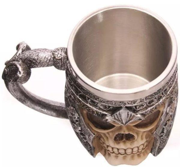 Tasse Crâne de Viking raton-malin Tasse Crâne de Viking
