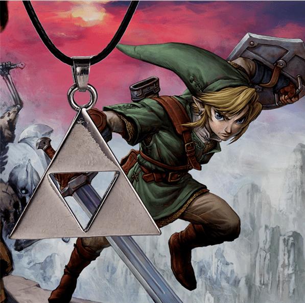 Screenshot 1 479c847d 9efe 4038 b5d8 cc7889069aa7 Collier Triforce The Legend Of Zelda (3 Couleurs Disponibles) - Livraison Gratuite !