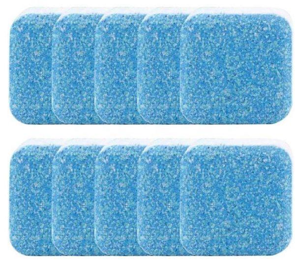 Tablettes Effervescentes - Nettoyage En Profondeur de votre machine à laver   Lave-linge Raton Malin 10 Pièces