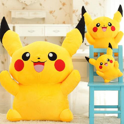Screenshot 1 768bc291 1c93 49be ace0 64acf247039e Peluche Pikachu (23Cm) Pokemon - Livraison Gratuite !