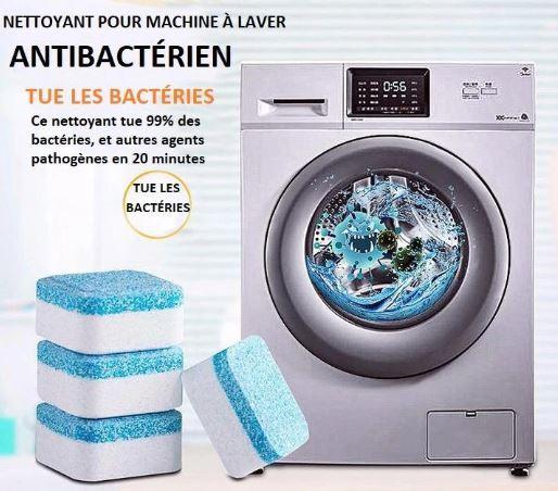 Screenshot 1 80a34fdc 95e1 48c1 9741 d21ce84aaf17 Tablettes Effervescentes - Nettoyage En Profondeur De Votre Machine À Laver   Lave-Linge