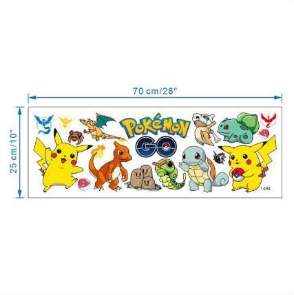 Screenshot 1 81acd515 0cbf 4f09 a2f5 526dc7f7791e Stickers Muraux Pokémon Go - Livraison Gratuite !