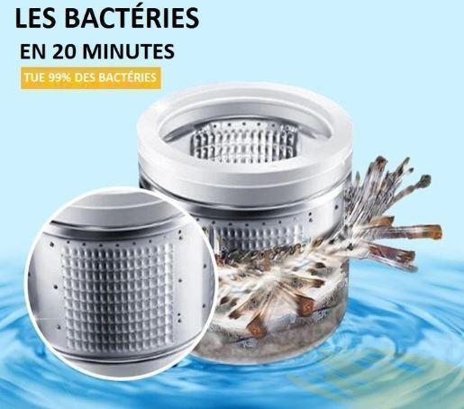 Screenshot 1 94368591 2419 4574 a01f 8643ead8250e Tablettes Effervescentes - Nettoyage En Profondeur De Votre Machine À Laver   Lave-Linge