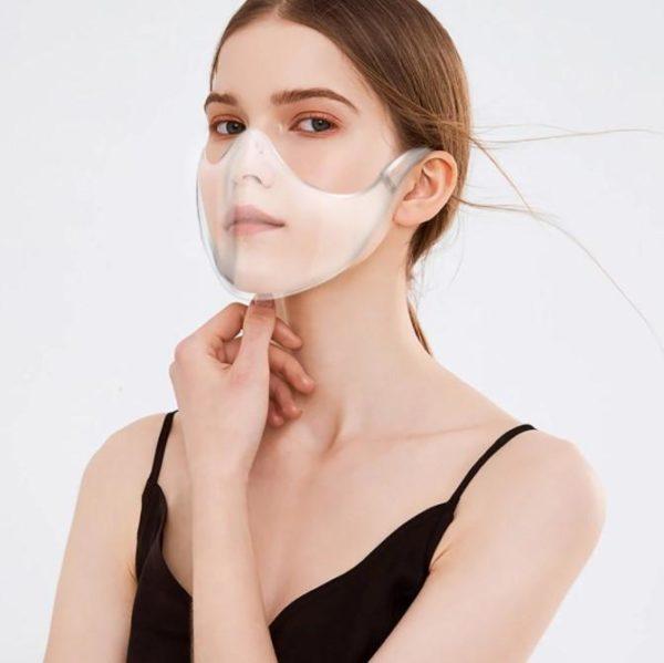 Screenshot 1 9c219dd4 1fd4 4be2 9705 154310e2e4f5 Masque De Protection Transparent - Maskcaire™