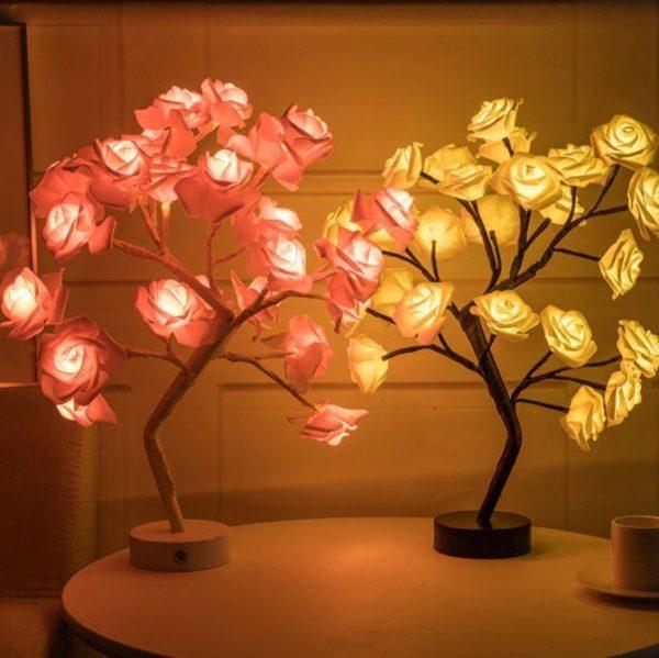 Screenshot 1 ab88e037 8fe4 4007 94ea df0a4dde9f1f Lampe Fleurs De Rose