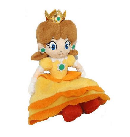 Screenshot 1 b9860d35 745a 4c2b bf22 f3fec2548df5 Peluche Princesse Daisy Super Mario Bros - Livraison Gratuite !