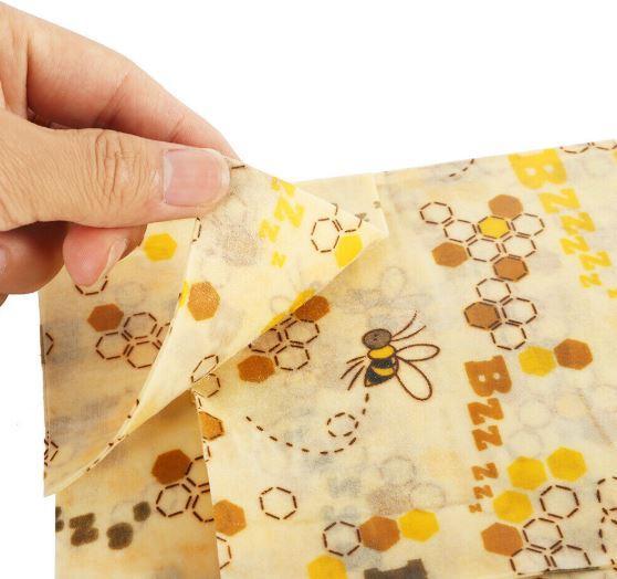 Screenshot 1 e0c16c8f 80a2 47c1 a1f1 9034e48141c0 Film Alimentaire Réutilisable En Cire D'abeille