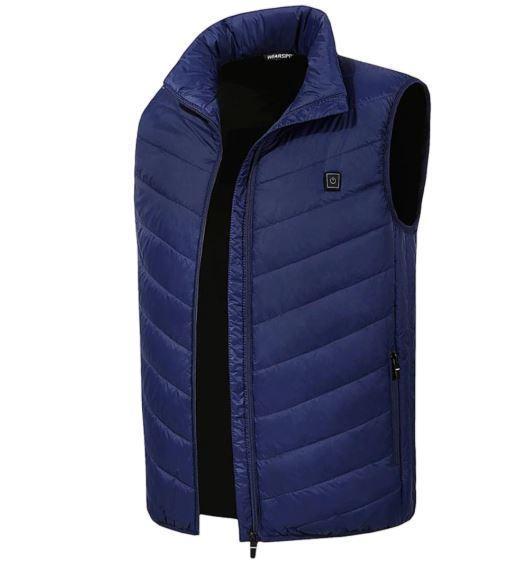 Veste Nordic Outwear Raton Malin Bleu Marine XXXL