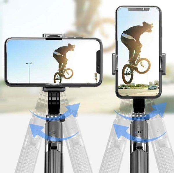 Screenshot 2 016de398 9b05 4942 9ac2 ec99934cc973 Stabilisateur Intelligent 3D Pour Smartphone