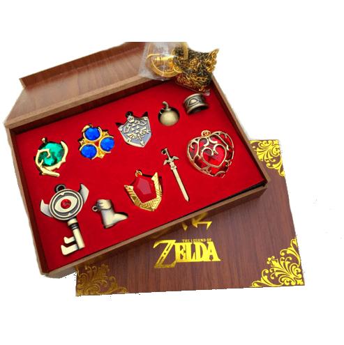Screenshot 2 1024x1024 1024x1024 cfc4501e a65a 4c22 a340 8c30d5fb6d61 Coffret Collector 10 Pièces (Triforce Hylian Bouclier/ Maitre Epée,...) The Legend Of Zelda - Livraison Gratuite !
