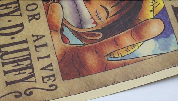 Screenshot 2 5ebe1292 bc0d 40e5 b512 a8959db8028d Stickers Muraux One Piece En Papier Vintage - Livraison Gratuite !