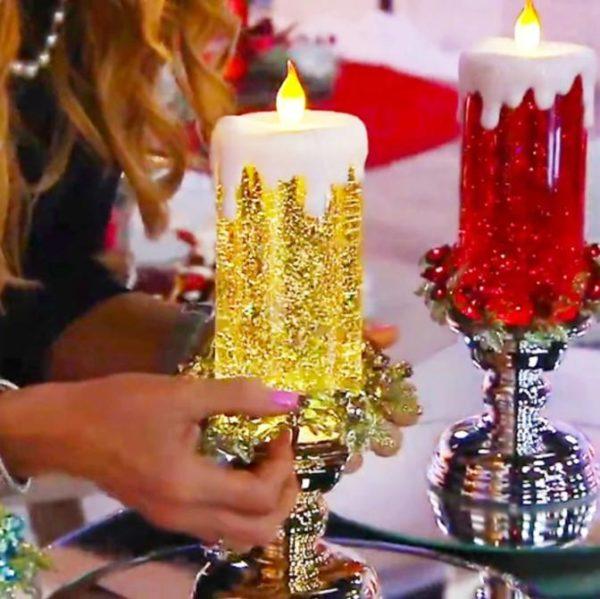 Screenshot 2 627053b6 7a0e 4ffa a95f b18bcd1bf5e8 Bougie Led Rechargeable - Décoration De Noël