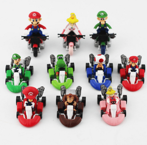 Screenshot 2 821370b5 97e7 4da9 afed e5677eddcaad 1 Lot De 10 Figurines Super Mario Bros. Pack Voitures/Motos - Livraison Gratuite !