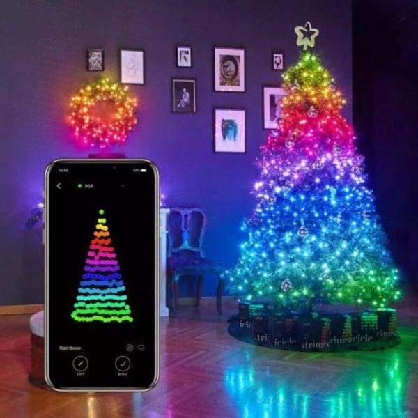 Guirlandes Lumineuses LED - Décoration de Noël Unique Flash Ventes 2m (20 leds)