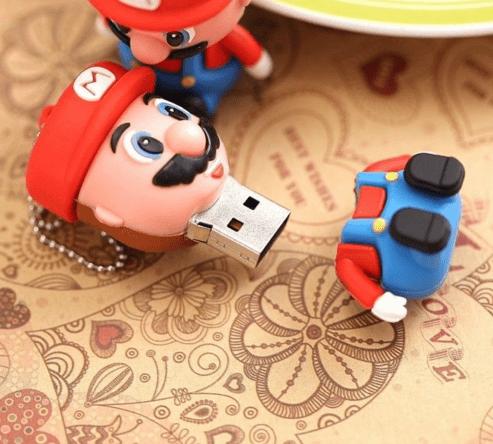 Screenshot 2 b45f3e68 8649 4278 9cab ec2690ed4ab9 Clé Usb Mario 2.0 Flash Drive (2Gb, 4Gb, 8Gb, 16Gb, 32Gb Et 64Gb) - Livraison Gratuite !
