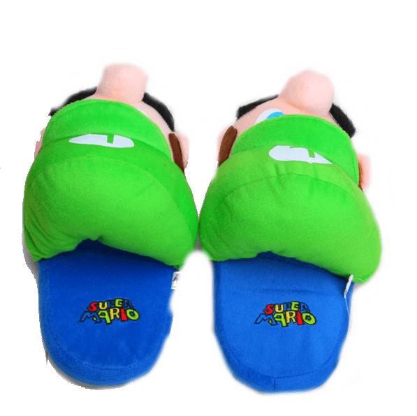 Screenshot 3 1024x1024 27ec6678 c9db 4655 8ee0 5d266c73bf15 Pantoufles Adulte Mario/Luigi Super Mario - Livraison Gratuite !