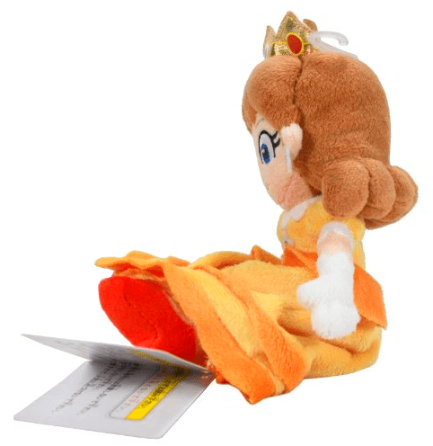 Screenshot 3 1024x1024 58f54ba5 e266 4b42 a4ac 7254c584c51f Peluche Princesse Daisy Super Mario Bros - Livraison Gratuite !