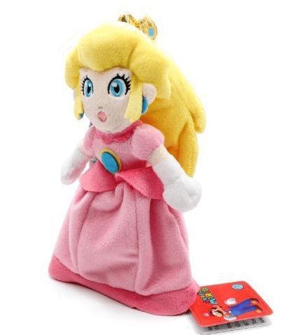 Screenshot 3 1a230c41 ef2e 4c4b 9aa5 69c6d1e252ff Peluche Princesse Peach Super Mario Bros - Livraison Gratuite !