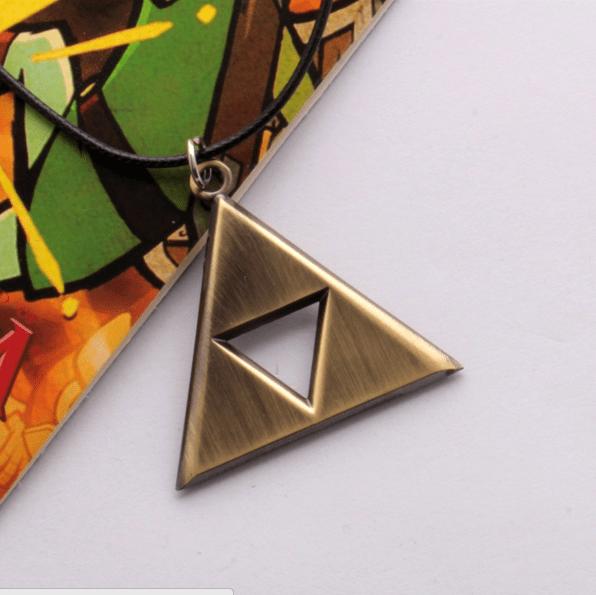 Screenshot 3 387ce5d4 dd50 4922 b32c 0d03ce3b465b Collier Triforce The Legend Of Zelda (3 Couleurs Disponibles) - Livraison Gratuite !