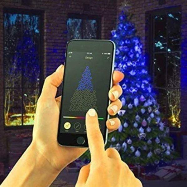Screenshot 3 7f4561ca f86a 4ed8 bc39 95f3884eb63f Guirlandes Lumineuses Led - Décoration De Noël Unique