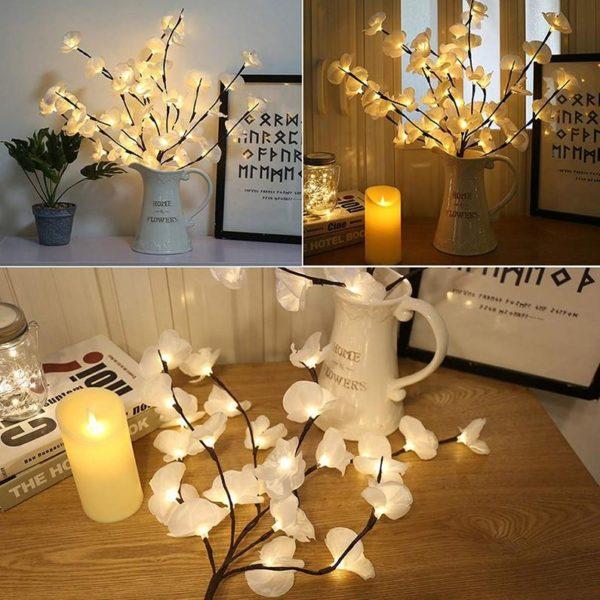 Screenshot 3 947aa49e 7696 4725 a3c8 554b0b7b6d03 Branche D'orchidée Lumineuse Led