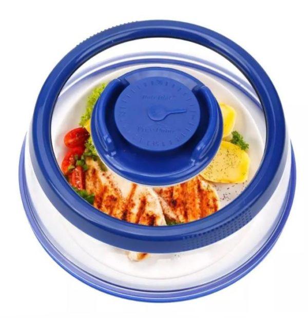 Couvercle Alimentaire Sous Vide Flash Ventes Bleu