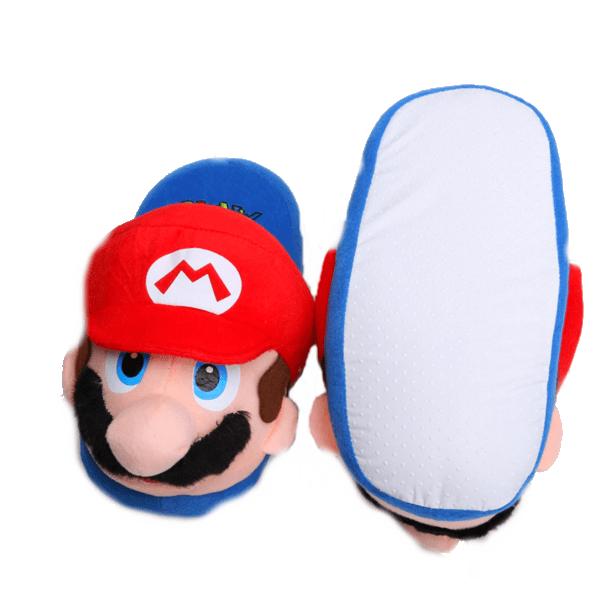 Screenshot 4 1024x1024 1cbeb31f 834f 4707 85f2 1e62149bc783 Pantoufles Adulte Mario/Luigi Super Mario - Livraison Gratuite !