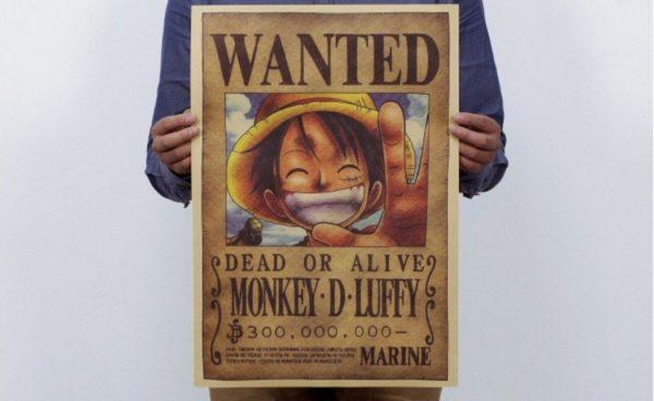 Screenshot 4 55794e07 4444 44a2 8680 758ee4420128 Stickers Muraux One Piece En Papier Vintage - Livraison Gratuite !