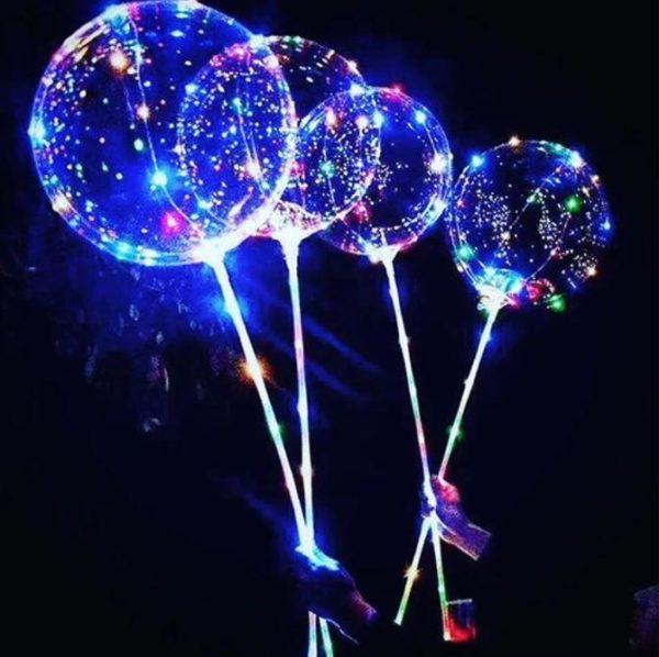 Screenshot 4 d698d2e4 76e4 4d40 b162 59e102541983 Ballons Led Lumineux Transparents