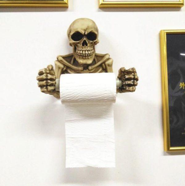Screenshot 5 887feae1 ef52 4d07 9126 8d45b6f7a4e0 Distributeur De Papier Toilette En Forme De Crâne