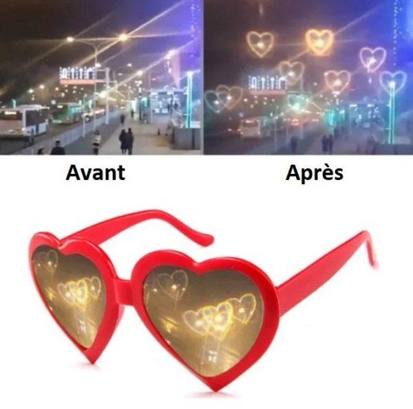 Screenshot 5 d2e5ad9b 62b1 4eae aa6b 85e9eecc9cb7 Lunettes De Diffraction - Effet De Lumière Cœur