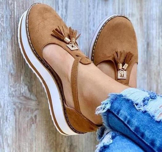 Chaussures Ouvertes Tendances 2020 Minute Mode Marron 41