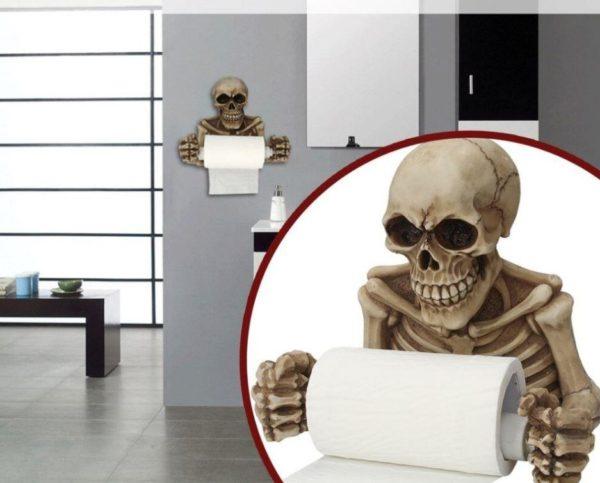Screenshot 6 8bbc9ff1 7b22 410e 84cd fbb252d444cc Distributeur De Papier Toilette En Forme De Crâne
