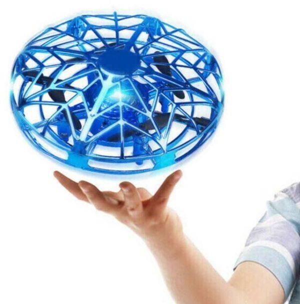 Mini Drone sans télécommande Flash Ventes Bleu